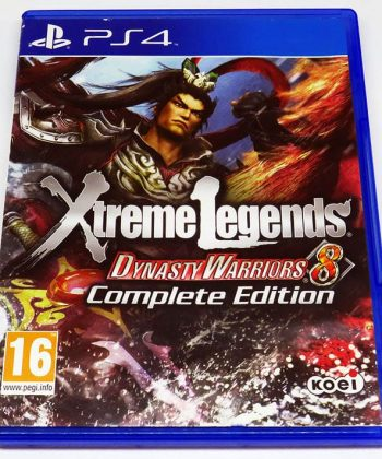 Dynasty Warriors 8 Xtreme Legends - Complete Edition PS4