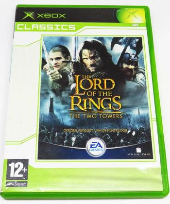 The Lord of the Rings: The Two Towers HOL XBOX