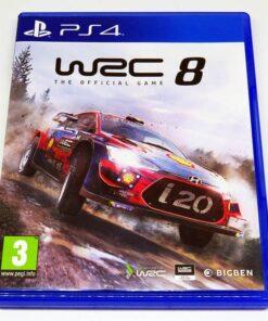 WRC 8 PS4