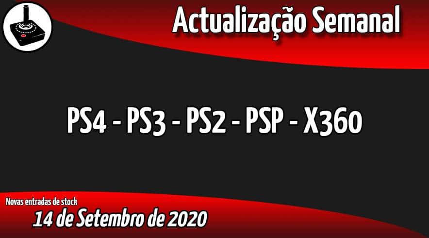 Jogos Usados PS4 - PS3 - PS2 - PSP - X360
