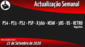 Jogos Usados PS4 - PS3 - PS2 - PSP - X360 - NSW - 3DS - DS - RETRO