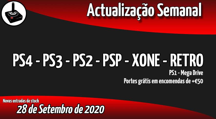 Jogos Usados PS4 - PS3 - PS2 - PSP - XONE - RETRO