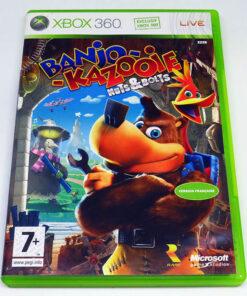 Banjo Kazooie: Nuts & Bolts FR X360