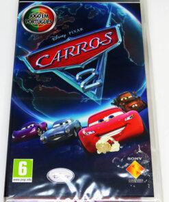 Carros 2 PSP