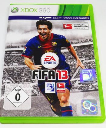 FIFA 13 GER X360