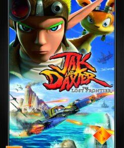 Jak and Daxter: A Fronteira Perdida PSP