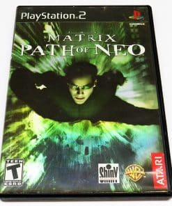 The Matrix: Path of Neo NTSC-US PS2
