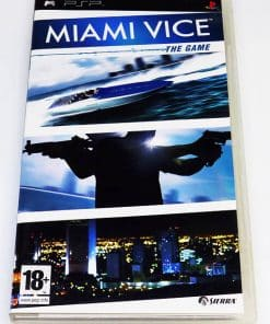 Miami Vice: The Game PSP