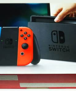 Consola Usada Nintendo Switch Neon Blue/Red