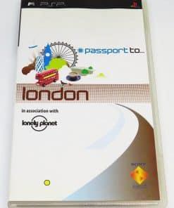 Passport to London PSP