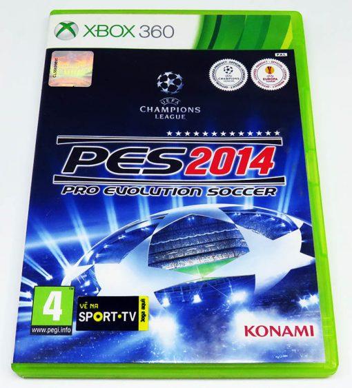 Pro Evolution Soccer 2014 X360
