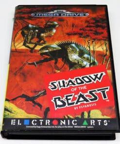 Shadow of the Beast MEGA DRIVE