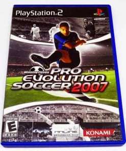 Winning Eleven: Pro Evolution Soccer 2007 NTSC-US PS2