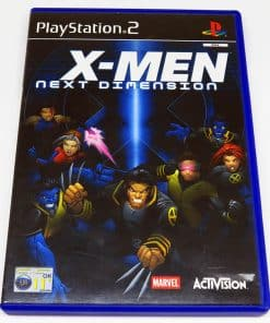 X-Men: The Next Dimension PS2