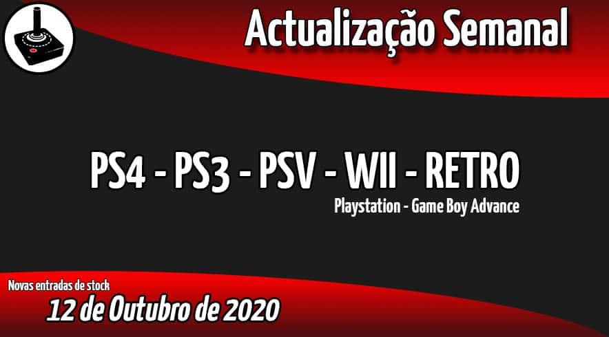Jogos Usados PS4 - PS3 - PSV - WII - RETRO