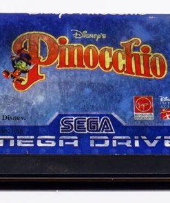 Pinocchio CART MEGA DRIVE