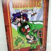 Placa Metálica Decorativa Mario Bros