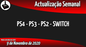 Jogos Usados PS4 - PS3 - PS2 - SWITCH