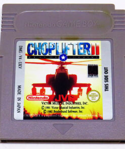 Choplifter II CART GAME BOY