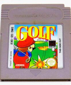 Golf CART GAME BOY