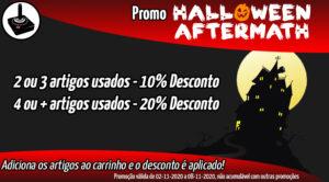 PROMO Halloween Aftermath - Descontos em artigos usados