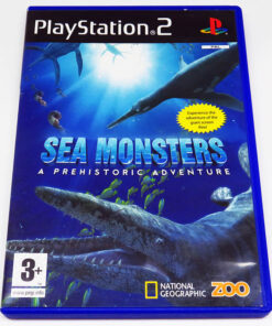 Sea Monsters: A Prehistoric Adventure PS2