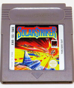 SolarStriker CART GAME BOY