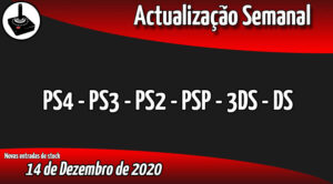 Jogos Usados PS4 - PS3 - PS2 - PSP - 3DS - DS