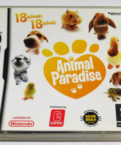 Animal Paradise NDS
