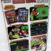 Placa Metálica Decorativa Mario Bros Atari Comic