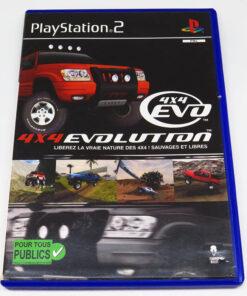 4x4 Evolution FR PS2