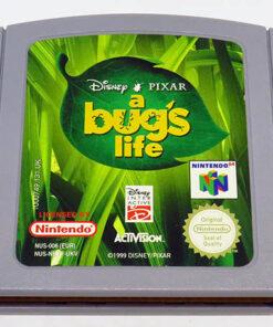 A Bug's Life CART N64