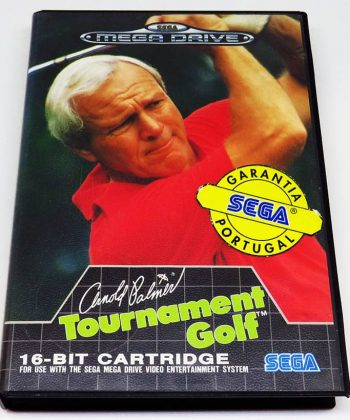 Arnold Palmer Tournament Golf MEGA DRIVE