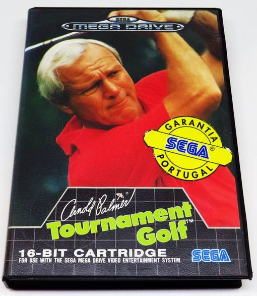 Arnold Palmer Tournament Golf MEGA DRIVE