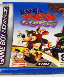 Banjo Kazooie: Grunty's Revenge GAME BOY ADVANCE
