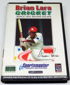Brian Lara Cricket MEGA DRIVE