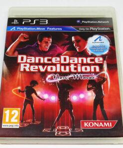 Dance Dance Revolution: New Moves PS3