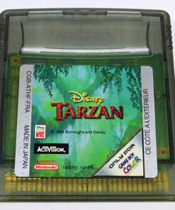 Disney Tarzan CART GAME BOY COLOR