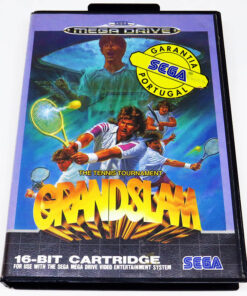 Grandslam: The Tennis Tournament MEGA DRIVE