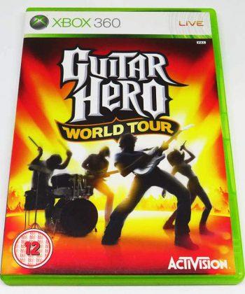 Guitar Hero: World Tour X360