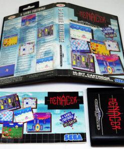 Menacer: 6-Game Cartridge MEGA DRIVE