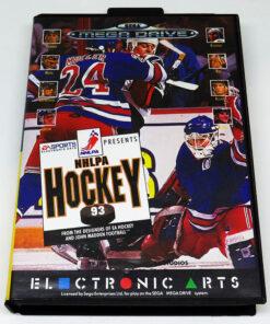 NHLPA Hockey 93 MEGA DRIVE