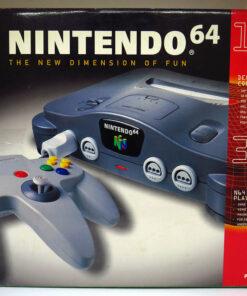 Consola Usada Nintendo 64