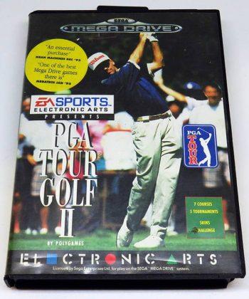 PGA Tour Golf II MEGA DRIVE