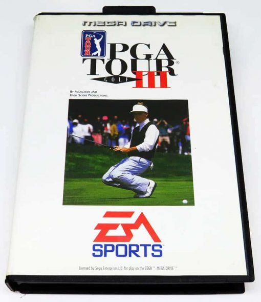PGA Tour Golf III MEGA DRIVE