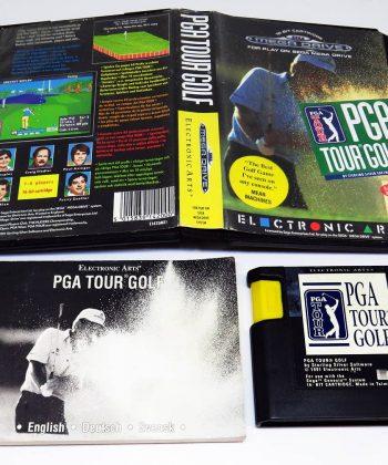 PGA Tour Golf MEGA DRIVE