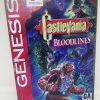 Castlevania Bloodlines Genesis