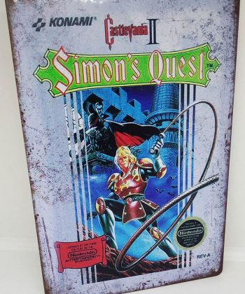 Castlevania II: Simon's Quest NES