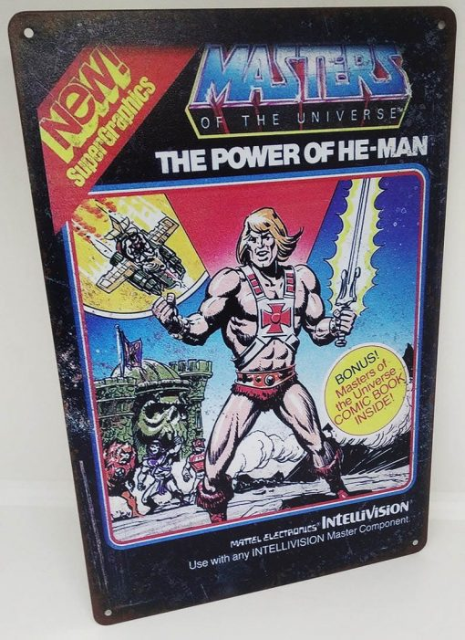 Masters of the Universe: The Power of He-Man Intellivision