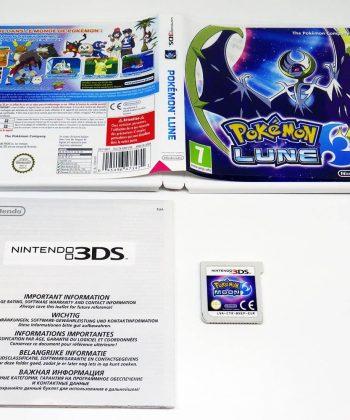 Pokémon Moon FR 3DS
